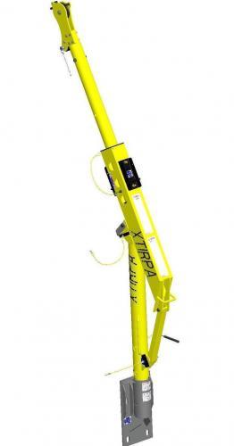XTIRPA™ Davit arm and mast system (no base)
