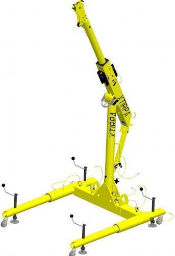 """XTIRPA™ Portable """"H"""" base Davit System"""