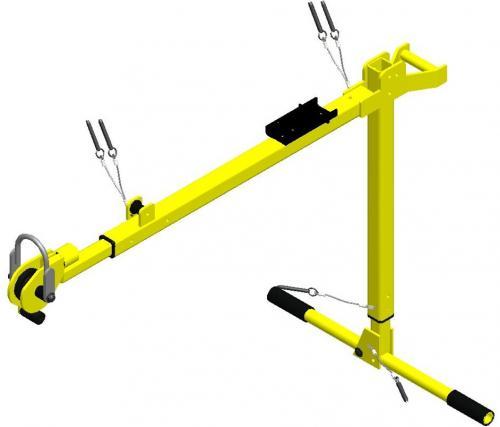XTirpa Portabelt Pole Hoist system