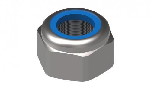 Lock-Nut M10 A4