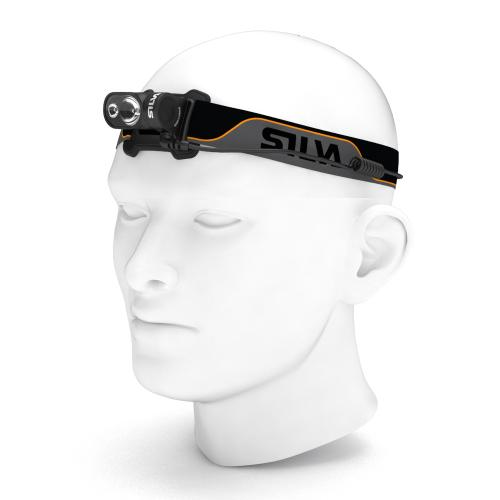 Headlamp Silva LR 600 RC