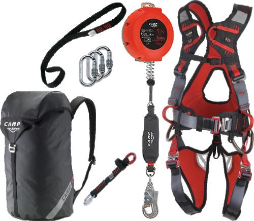 Fall Arrest Kit Cobra Pro