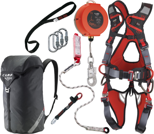 Fall Arrest Kit Cobra Pro