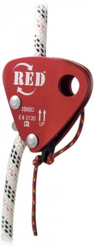 Back-Up RED m. Popper Tow Cord