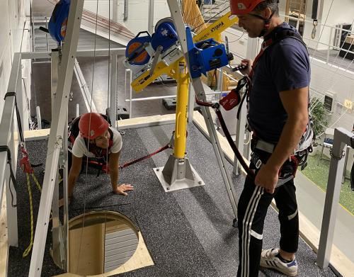 Work in Confined Spaces - Basic