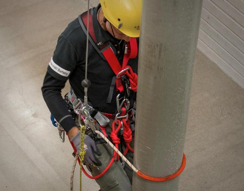 Pole Climbing - Repetition
