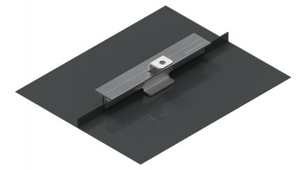 Intermediate Bracket for standing seam roofs (EN 795 C)