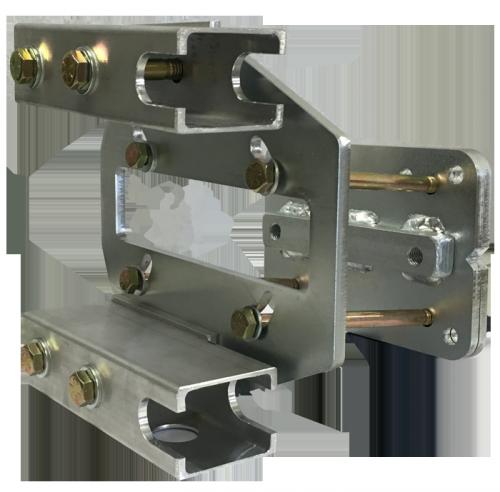 Bracket Pro winch to Davit Pro-3