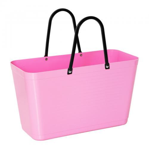 Väska Hinza Stor Rosa - Green Plastic