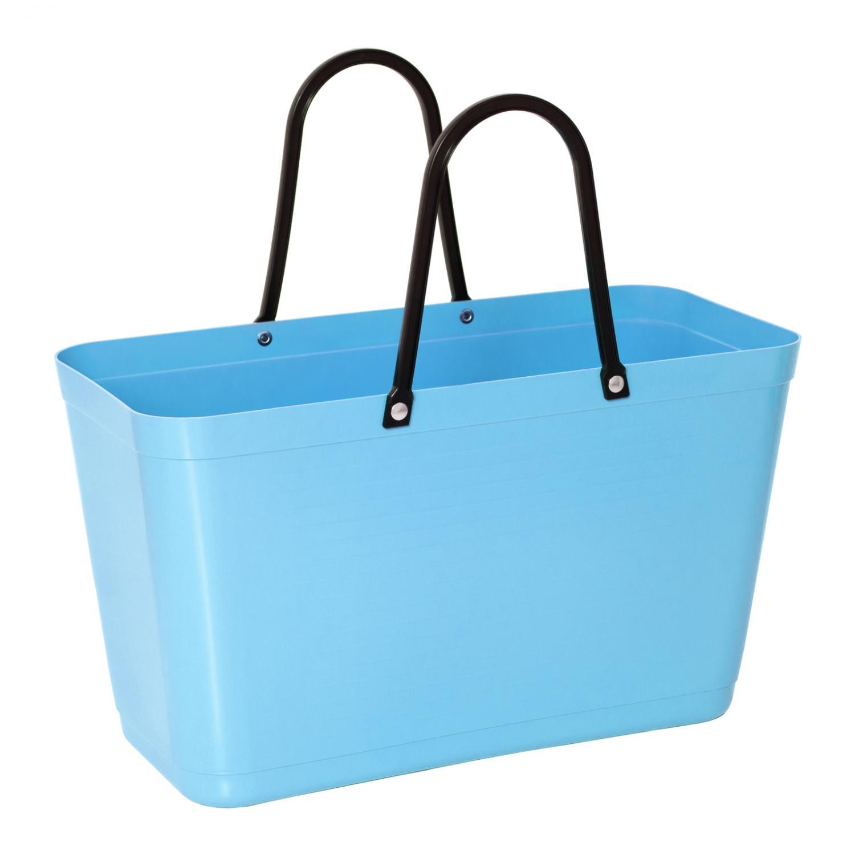 Väska Hinza Stor Ljusblå - Green Plastic