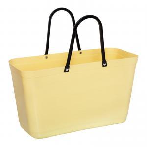 Väska Hinza Stor Citrongul - Green Plastic