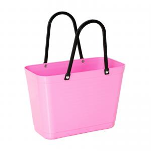 Hinza bag Small Pink - Green Plastic