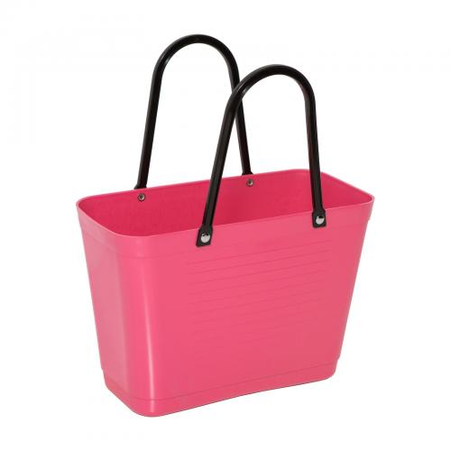 Väska Hinza Liten Tropikrosa - Green Plastic