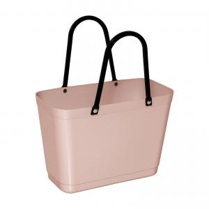 Hinza bag Small Nougat - Green Plastic