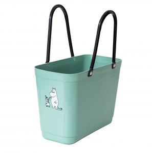 Väska Hinza Liten Olivgrön - Green Plastic, Lilla My & Mumintrollet