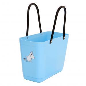 Väska Hinza Liten Ljusblå - Green Plastic, Mumintroll