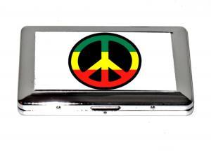 Korthållare - Rasta Peace