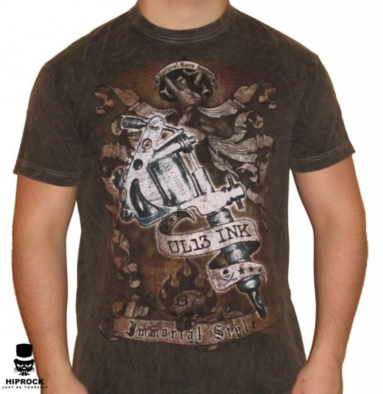 Alchemy - UL 13 Ink T-shirt