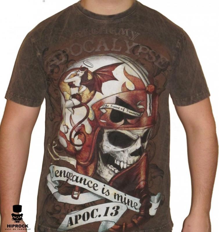 Alchemy - Vengeance T-shirt