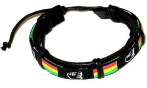Rasta armband - Bob Marley