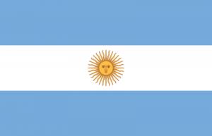 FLAGGA - ARGENTINA