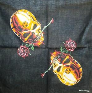 Bandana - Dödskalle