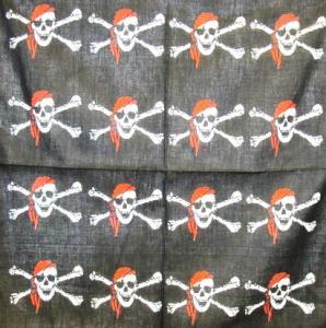 Bandana - Pirat
