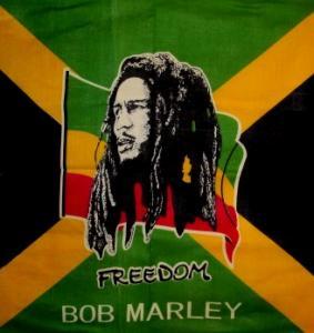 Bandana - Bob Marley