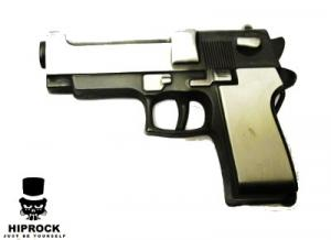 Bältesspänne - Pistol
