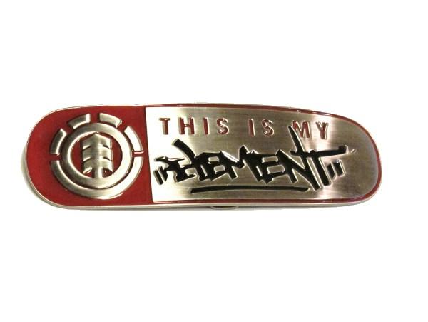 Bältesspänne - Element Skateboard