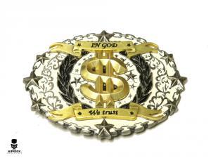 Bältesspänne - Dollar