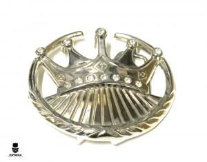 Bältesspänne - Krona