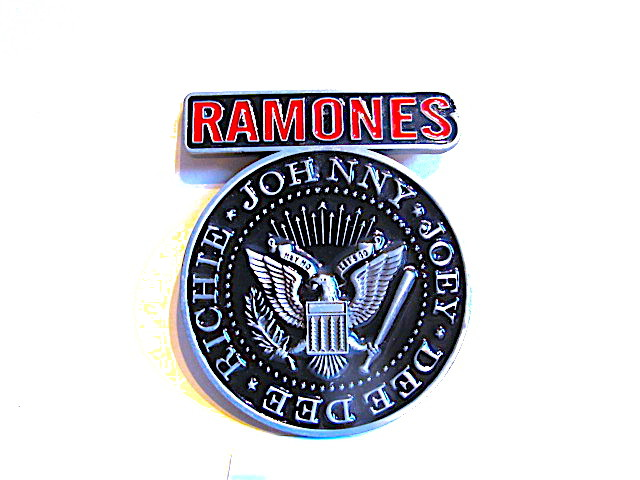 Bältesspänne Ramones
