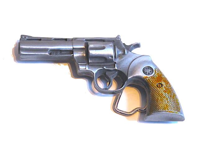 Bältesspänne Pistol