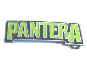Bältesspänne - Pantera