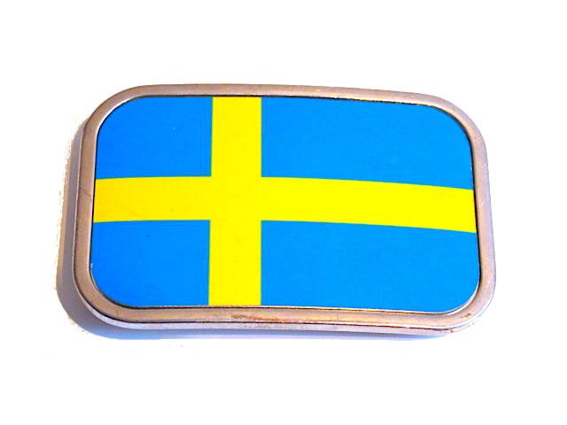 Bältesspänne - Sverige