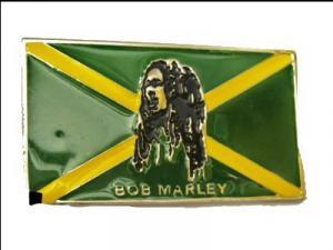 BOB MARLEY JAMAICA BÄLTESSPÄNNE