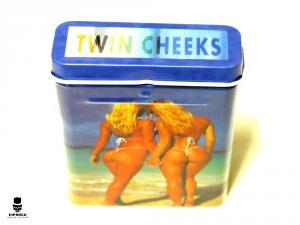Cigarettetui - Twin Cheeks