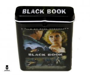 Cigarettetui - Black Book