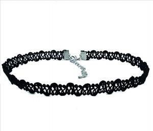 Choker Halsband - Tyg