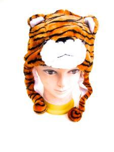 Djurmössa - Tiger
