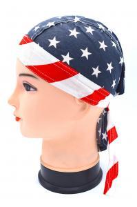 USA FLAGGA ZANDANA PIRAT SCARF
