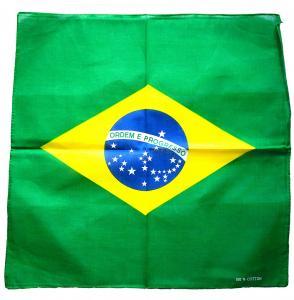BRASIL BANDANA SCARF