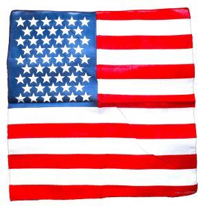 USA FLAGGA BANDANA SCARF