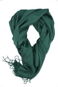 Grön Viscose sjal