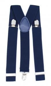Blåa hängslen