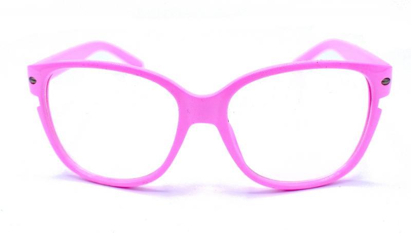 Solglasögon Clear - Rosa