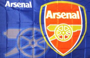 Flagga - Arsenal