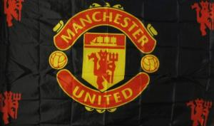 Flagga - Manchester United