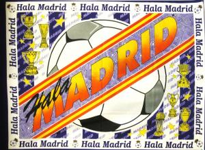Flagga - Hala Madrid
